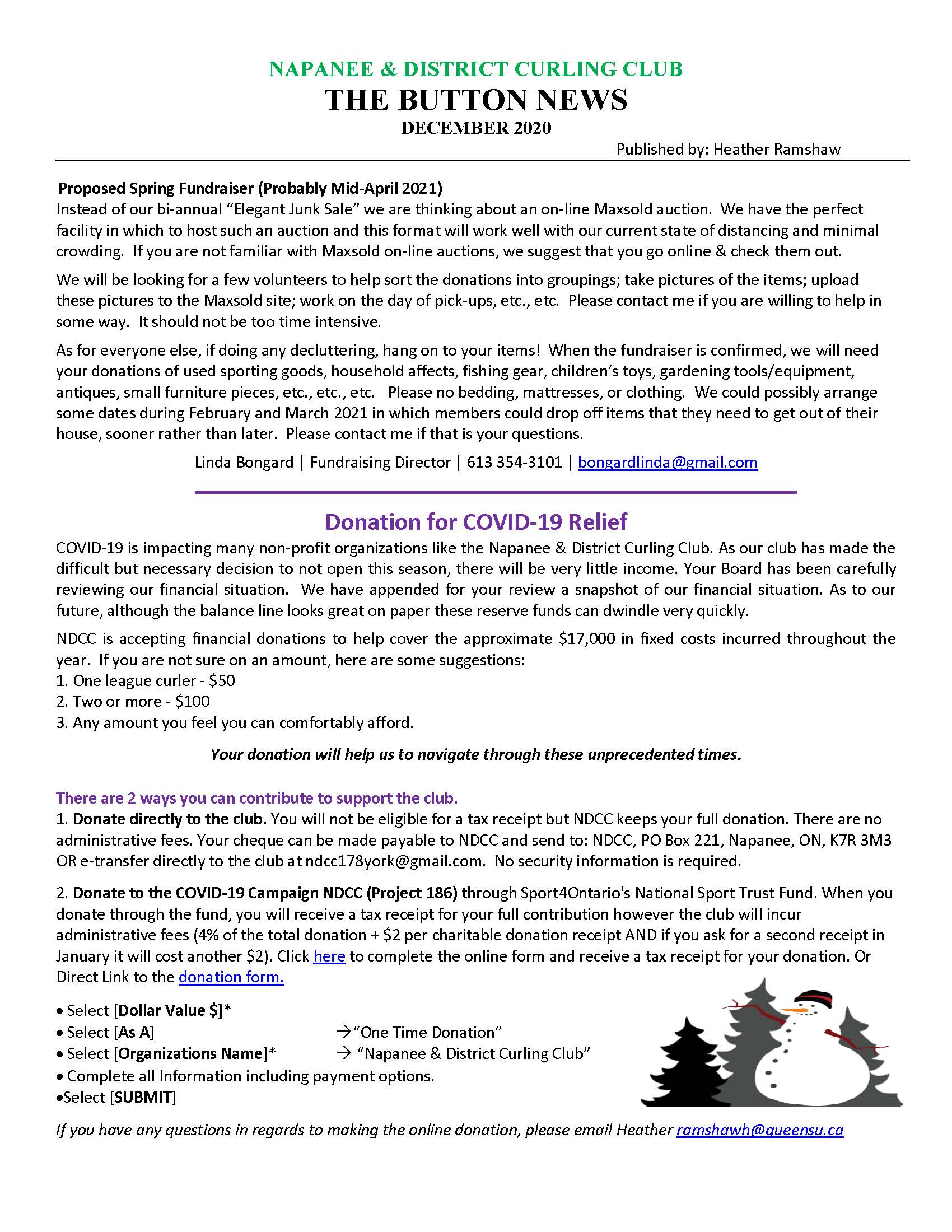 NewsletterDec2020 FINAL Page 2