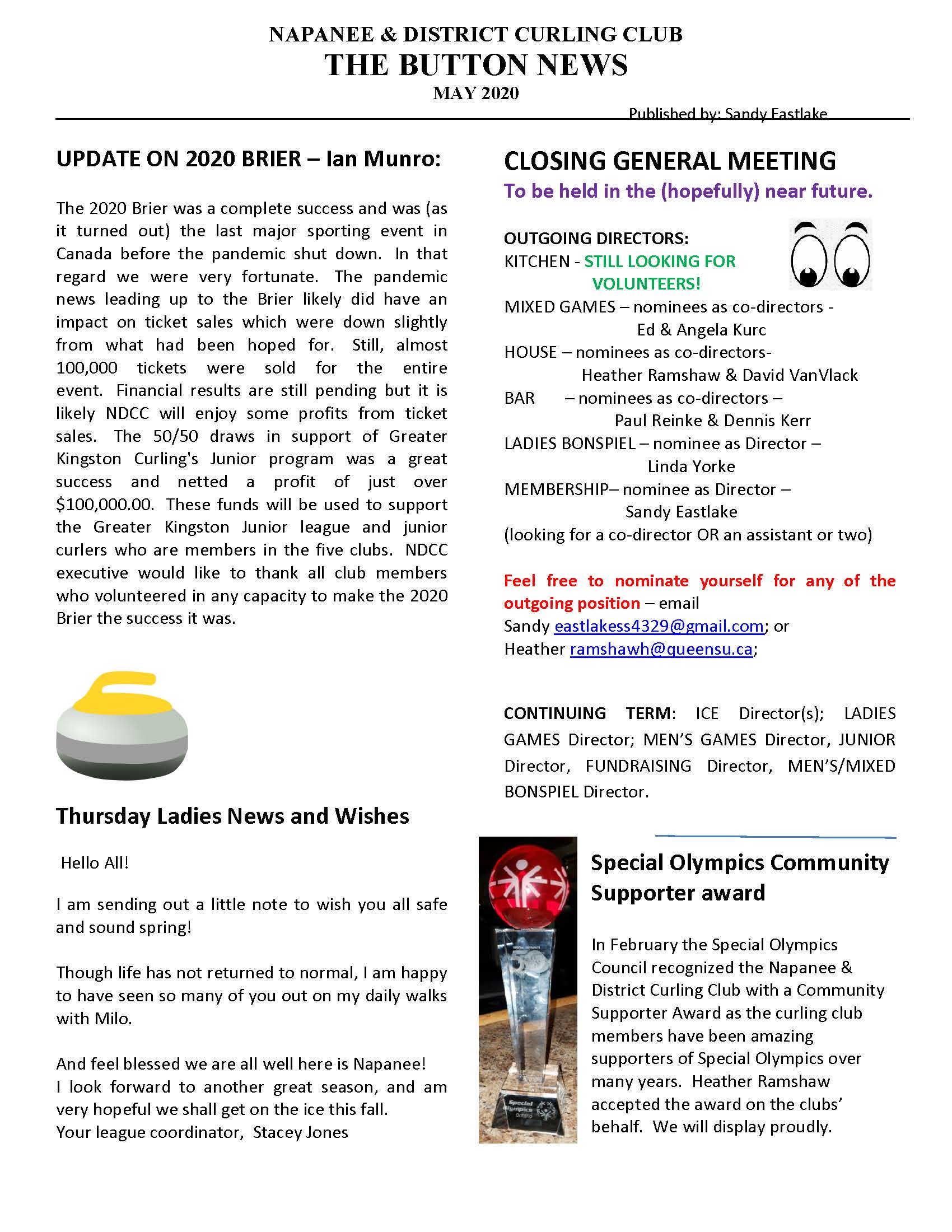 newslettermay2020 hr Page 1